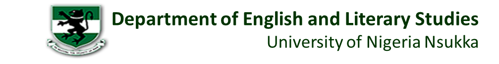 Dept. of English and Literary Studies